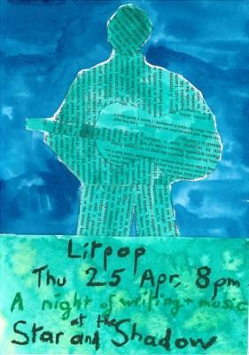 Litpop Poster