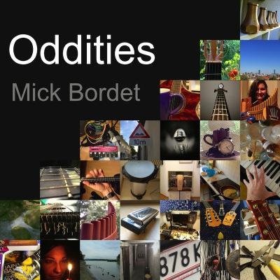 Oddities Cover Artwork